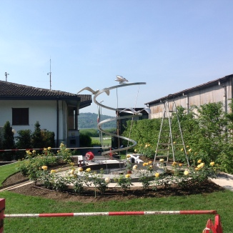 Scultura Termica - Volo a Vela - Varese